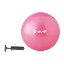 Dynamic - Dynamıc GYM Ball Pilates Topu 75 Cm-Pembe
