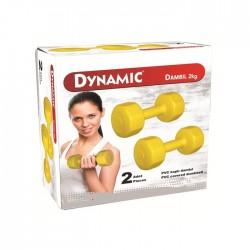 Dynamic - Dynamic Vinly Dambıl/ 2 Adet 2KG