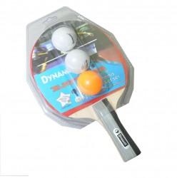 Dynamic - Dynamic 8100D 1 Raket 3 Top Set/ Pinpon Seti