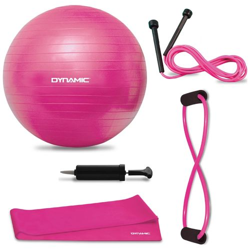 Dynamic - Dynamic Enjoy 5'Li Pilates Seti