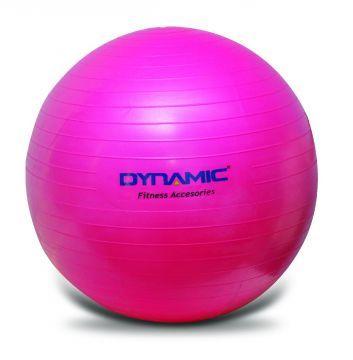 Dynamic - Dynamic Gymball Pilates Topu 75 Cm Fuşya