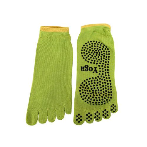 Pozitif - Pozitif Yoga Çorabı Yeşil