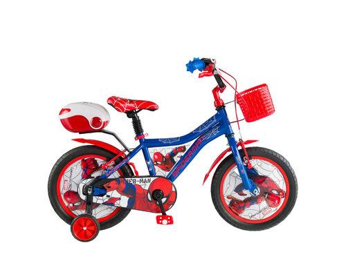 Kron - SpiderMan 14 Jant Erkek Çocuk Bisikleti - V-Fren