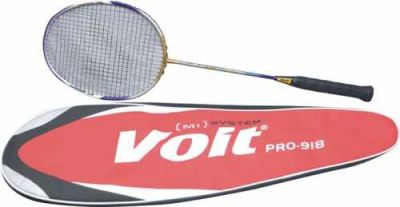 Voit - Voit 1 Raket Badminton Sarı / 1VTAKM918/045