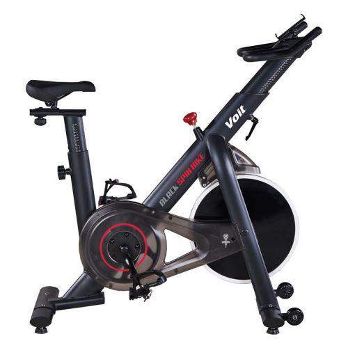 Hattrick - Voit Black Spin Bike - 1VTBSBLACK