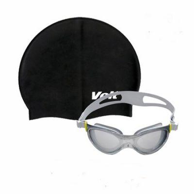 Voit - Voit Misile Yüzücü Gözlüğü Siyah +Voit Bone Set Siyah