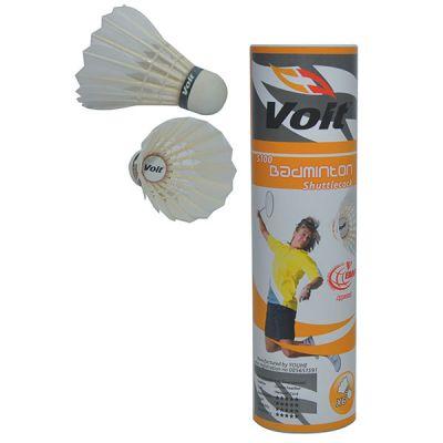 Voit - Voit S100 BWF Onaylı Badminton Topu (Kaz Tüyü)