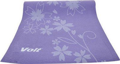 Voit - Voit Yoga Mat Desenli Mor-1VTAKEM113/040