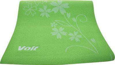 Voit - Voit Yoga Mat Desenli Yeşil-1VTAKEM113