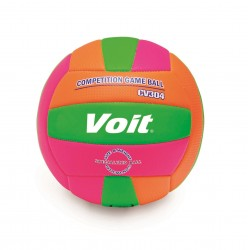 Voit - Voit CV304 Voleybol Topu No:5 Pembe-Yeşill-Turncu